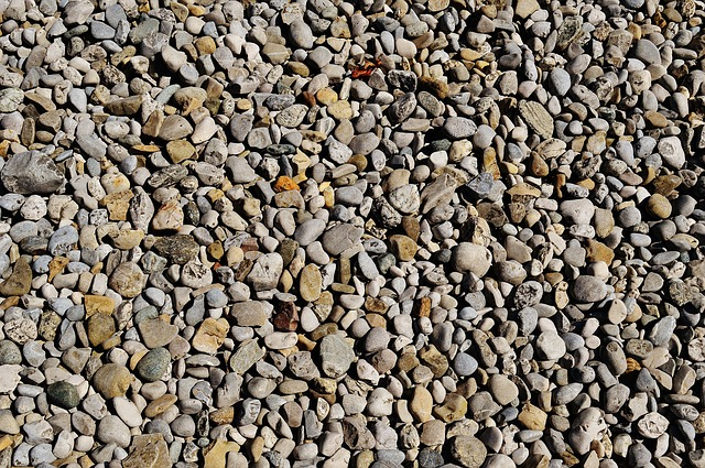 Lav kvarterets flotteste have med granitskærver