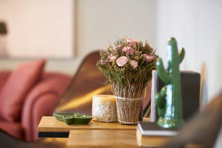 Få naturen ind i hjemmet med planter