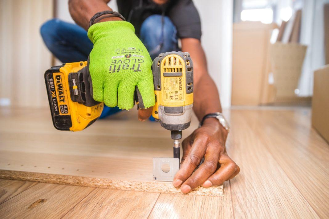 Byggeri i hjemmet