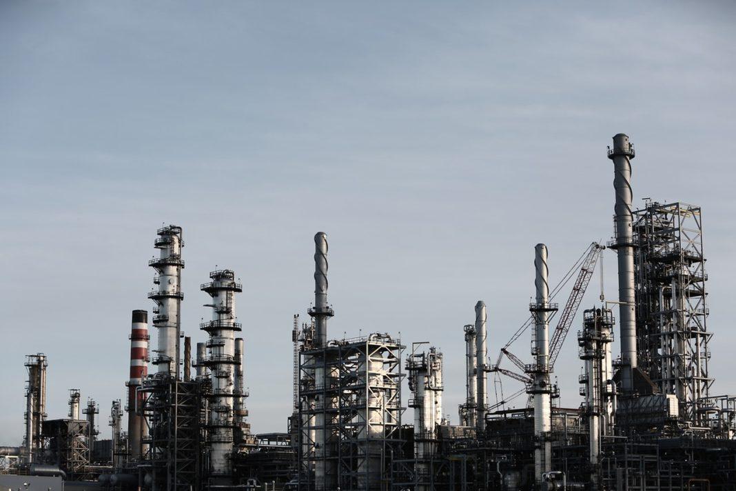 Afbrændning af fossile brændstoffer