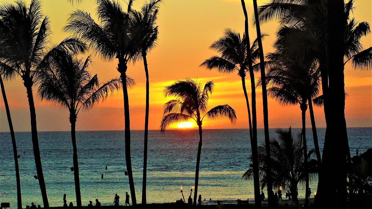 Sådan holder du en Hawaii-temafest i dit hjem