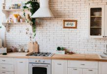 Moderne køkken med flot æstetik